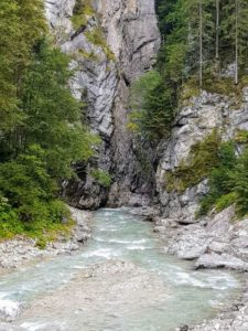 Kneippkur-Wassertherapie Bergbach