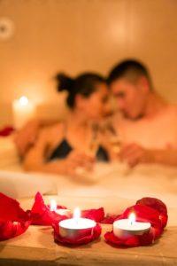 deutsche Badekultur- Romantik