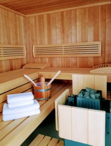 Saunazubehör für saunieren